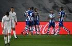 Điều gì đang xảy ra với hàng thủ của Real Madrid?