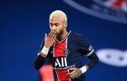 Tái đấu Man Utd, Neymar e sợ thấy rõ