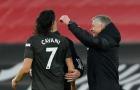 Cavani lên đồng, Solskjaer nói ngay 1 sự thật về hàng công Man Utd