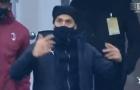 'Hổ báo' như Ibrahimovic, không nể mặt ai kể cả đội trưởng