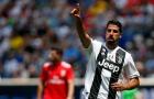 Sao Juventus hé lộ khả năng tái ngộ Mourinho và Ancelotti