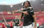 Vừa 'cứu rỗi' Man Utd xong, Cavani liền gửi thông điệp tới đồng đội