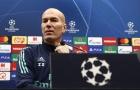 Eden Hazard lại chấn thương, Zinedine Zidane 'nói cứng'