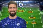Đội hình Chelsea đấu Leeds United: Giroud sẽ đá thay Abraham?