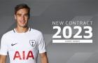 Tottenham chính thức trói chân thành công 'tiểu Iniesta' đến năm 2023