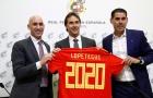 CHÍNH THỨC: Tây Ban Nha gia hạn hợp đồng với HLV Lopetegui