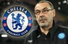 NÓNG: Sarri chuẩn bị gia nhập Chelsea