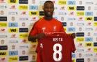 Naby Keita đến Liverpool thắp lại hy vọng cho bóng đá châu Phi
