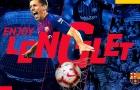 CHÍNH THỨC: Barca phá vỡ hợp đồng của Clement Lenglet
