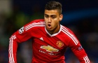 Andreas Pereira có thể sửa chữa sai lầm với Man United?