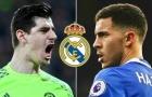 'Chelsea không thể đáp ứng những gì Hazard, Courtois và Willian mong muốn'