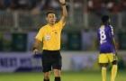 Trọng tài điều khiển trận HAGL gặp Hà Nội FC bị chê yếu bản lĩnh