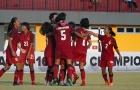 U16 nữ Việt Nam xuống tranh hạng 3 giải nữ ĐNÁ 2018