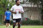 Hà Nội FC nhận tin dữ về Oseni trước trận tái đấu HAGL