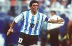 """Simeone đã """"đâm lén"""" Maradona ở World Cup 1994"""