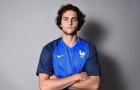 Sao trẻ rút khỏi tuyển Pháp: 'Là đàn ông, tôi sẽ tự chịu trách nhiệm'