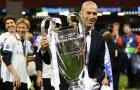 Zidane: Từ thu phục Ronaldo đến 'vĩ đại nhất thế giới'