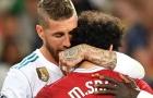 'Ramos quá lão luyện, không có ý định chơi xấu Salah'