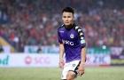 """""""Cầu vồng tuyết"""" giúp Quang Hải dẫn đầu danh sách bàn thắng đẹp vòng 11"""
