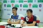 HLV Phan Thanh Hùng nói gì sau chiến thắng trước HAGL?