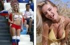 """""""Hot girl"""" xuất hiện tràn lan trên sóng World Cup, FIFA nóng mắt"""
