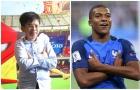 Cậu bé Việt ra sân chung kết World Cup: Tặng quà Bến Tre cho Mbappe