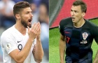 Sự tương đồng kỳ lạ giữa Giroud và Mandzukic