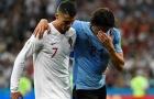 Những hình ảnh làm rung động con tim tại World Cup 2018