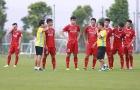 Olympic Việt Nam đá phạt góc như tuyển Anh ở World Cup