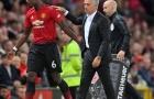 Garth Crooks cảnh báo Mourinho nên thận trọng với Pogba