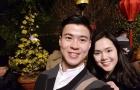Bạn gái Duy Mạnh lên tiếng bảo vệ Văn Quyết giữa 'bão' dư luận
