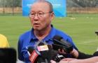 """HLV Park Hang-seo """"úp mở"""" về việc đánh bại Olympic Nhật Bản"""