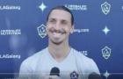 Ibrahimovic: 'Salah không xứng đáng giành giải Puskas'