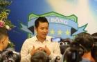 Nghe lời Triệu Quang Hà, danh thủ Hồng Sơn tái xuất bóng đá
