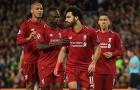 Salah vượt Ro 'béo', lập kỷ lục ghi bàn nhanh nhất lịch sử Liverpool