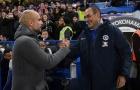 Chelsea thắng Man City 2-0: Pep Guardiola sập bẫy Maurizio Sarri