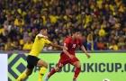Phan Văn Đức - tiền đạo ghi điểm ở AFF Cup nhờ quá trình khổ luyện