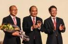 HLV Park muốn dùng 100.000 USD tiền thưởng phát triển bóng đá Việt