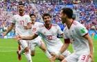 Iran triệu tập 11 cầu thủ dự World Cup 2018 đối đầu tuyển Việt Nam