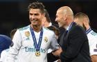Zidane - Ronaldo: Mối lương duyên của những huyền thoại
