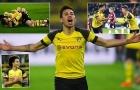 Dortmund bỏ xa Bayern đến 9 điểm sau màn 'hủy diệt' Hannover 96