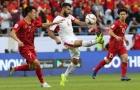 Đội tuyển Jordan nhận liên tiếp 2 án phạt sau trận thua ĐT Việt Nam