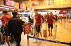 Văn Lâm cùng đội bóng mới tới Campuchia dự trận đấu đặc biệt