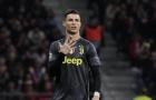 Chủ tịch Atletico đáp trả Ronaldo sau màn chế giễu giơ 5 ngón tay