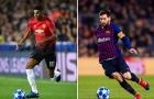 Barcelona – Man United: Có phải châu chấu đá xe?