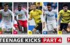 Bundesliga: Sân khấu của các tài năng trẻ