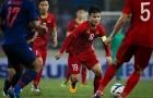 Báo Thái: 'Khủng khiếp! Thái Lan rớt hạng còn Việt Nam thăng tiến chóng mặt'