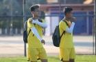 Thầy Park bất ngờ trừng phạt 2 cầu thủ U23 Việt Nam trước trận gặp UAE