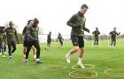 Arsenal mất chuỗi bất bại, Emery cho học trò luyện tuyệt chiêu lạ