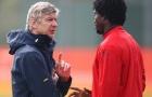 Adebayor chưa bao giờ phản bội Arsenal